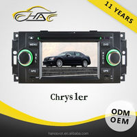 For Chrysler PT Cruiser Touch Screen Car DVD Player Built In Bluetooth Support Steering Wheel Control