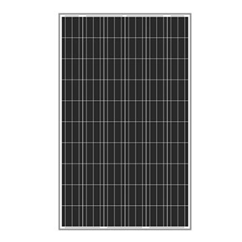 80w Mono Solar Panel Cleaning Brush Roof Tiles Price For