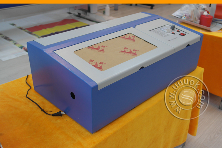 Mini laser stamp engraving machine