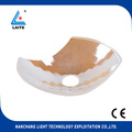 dental chair light glass reflector DR01 150*110mm