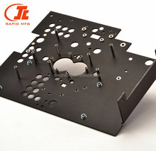 OEM Sheet Metal Stamping & Assembling Service Custom Made Computer Chassis Laptop Aluminium Chassis