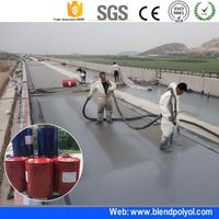 High quality pentens waterproofing roof coating