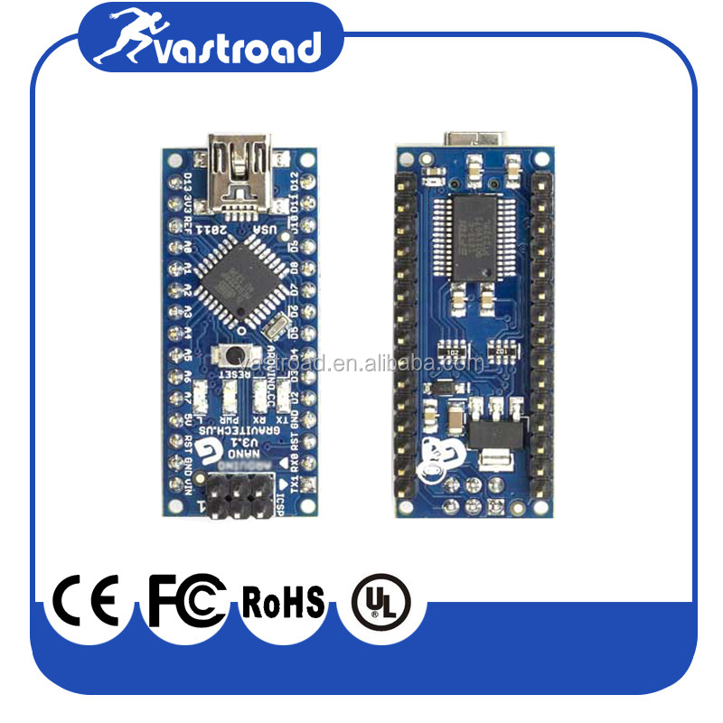 Vastroad Wholesale Nano V3.0 for arduino compatible with cable Nano V3.0 in stock