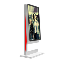 Instagram 49 inch touch screen photo booth with software