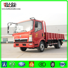 2017 SINOTRUK HOWO cargo truck for sale