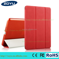 Useful Soft Protective Colorful Tablet Smart Cover Flip Case for IPad Air 2