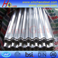 china factory supply corrugated metal steel roofing sheet