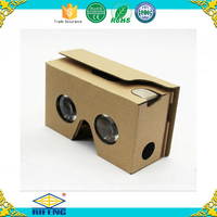 3d Google cardboard Version 2 glasses