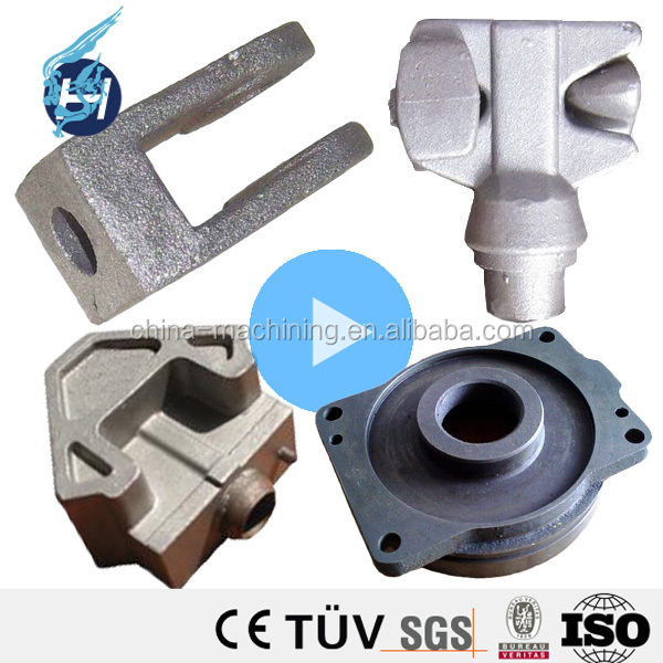 chinese supplier customized Investment casting/Gray Iron Casting/Grey Iron Casting