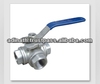 3 Way Ball Valve Manufacturer India