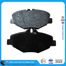 D987 For Motorcar Parts European Quality Car Brake Pads Factory