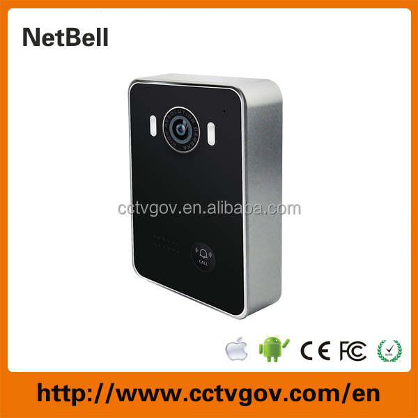 2015 HD WIFI Home Interphone Door Bell Video Door Phone for Villa