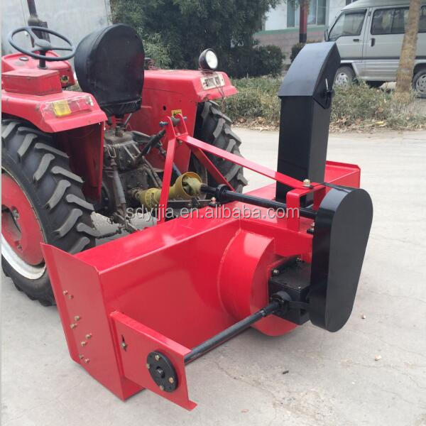 International standard good quality tractor front mounted snow blower for sale