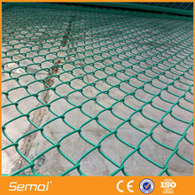 2017 alibaba com trade assurance pvc coated chain link fence fabric/used chain link wire mesh panels