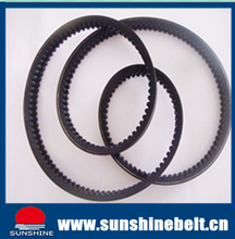 Classical wrapped rubber banded V belts for industrial and agricultural transmission