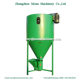 China best supplier animal feed stuff vertical crushing and mixing machine
