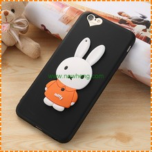 New Popular cartoon Silicon Cell Phone Case For iPhone 7 6 6s