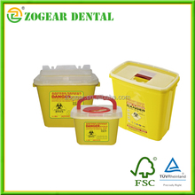 SC-F3.0 ZOGEAR Disposable sharp container, 3.0L