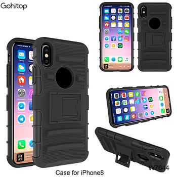 For iPhone X Case, Shockproof Case for iPhone X
