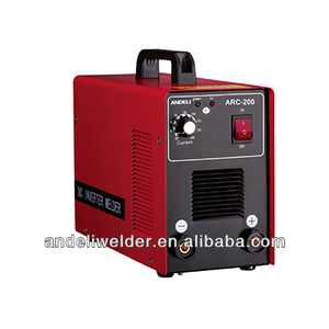 inverter mma high frequency welding pipe welding machine factory price arc200