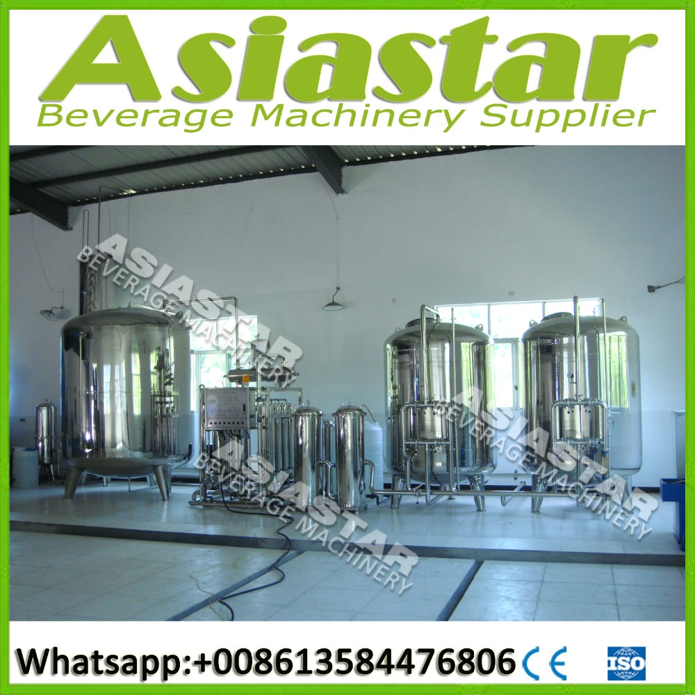 New condition automatic electronic industry water treatment