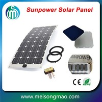 Wholesale solar panel flexible solar panel pv module 300W for home