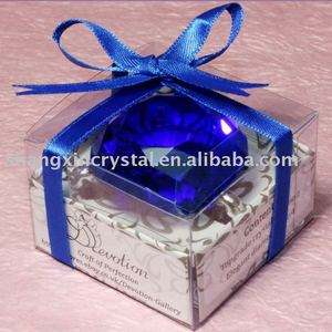 crystal napkin ring & crystal diamond napkin holder&crystal paperweight