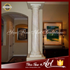 Indoor Natural Stone Decorative Roman Columns