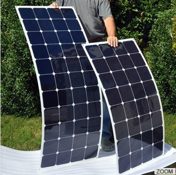 Hot sell low price light weight 400w solar panel for RV / Boats