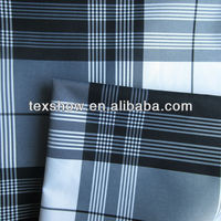 fashion yarn dyed fabric with TPU laminated