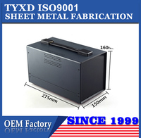 Customized professional aluminum tool boxes motorcycle box