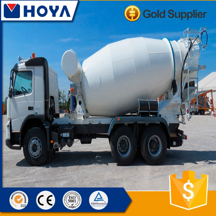 Factory directly sale SANY ZOOMLION XCMG mobile concrete mixer truck price