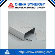 IP66 CE approved Aluminum box aluminium enclosure for electrical industry