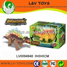 bo small plastic toy dragons with sound light