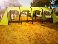 Outdoor Party Tent with inflatable tube pole