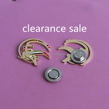 custom cheap UAE badges clearance sale metal badges