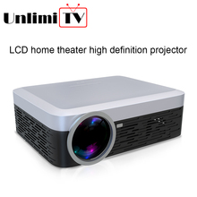 HOT selling product native FHD android wifi video 1080p projector