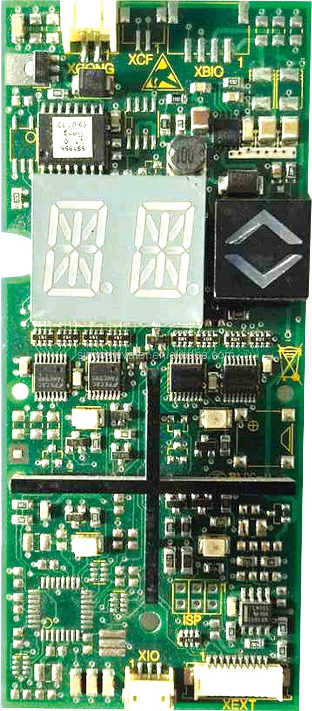 Schindler Elevator Display Board 594232