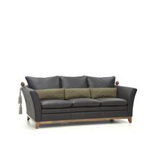 Italy home furniture Leather+PU sofa/living room furniture 3+2+1 seat chesterfield