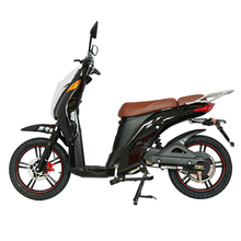 Environmental Protection 500-800W Electronic Motorcycle
