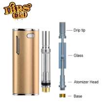 Wholesale Mini Vape Pen H10 Mini CBD Hemp Oil Box Mod battery kit