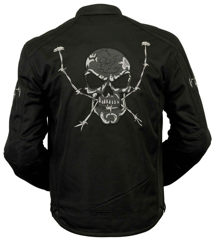 motor cycle jackets/ vests