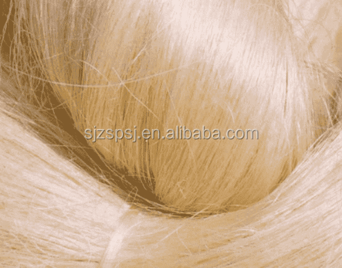 Hot Sale Coloring Natural Sisal Fibre for Luxury Packing Fill 2