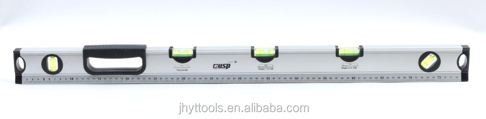 Multifunction spirit level with handle