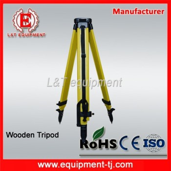 S19-3 Series Wooden Heavy Duty Tripod