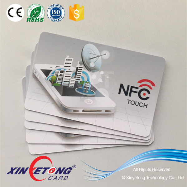 13.56MHZ 512-bit EEPROM SRT512 RFID Transport Cards
