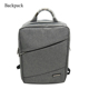 Waterproof Oxford 15.6 Inch Ultra Slim 3 Compartment Laptop Bag Backpack