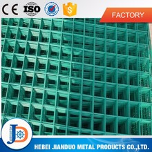 Hot sale welded pvc coated metal cage panels