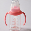 Borosilicate Glass Baby Feeding Bottlem Baby