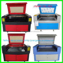 high quality and precision laser cutting machine for plastic film 1200*900mm